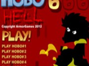 Бомж Хобо в Аду