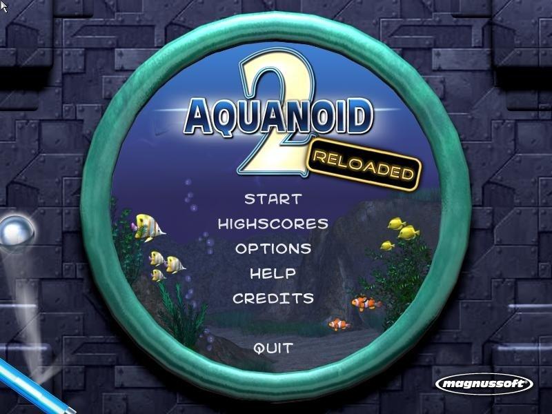 Скачать игру Aquanoid 2 Reloaded - полная  версия