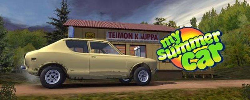 Скачать игру My Summer Car v20.03.2017 [Steam Early Access] - игра на стадии разработки