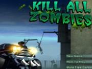Уничтожить Всех Зомби