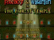 Вогонь і Вода в Лісовому Храмі