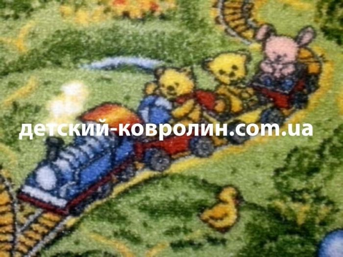 Ковролин в детскую комнату Малиновка. - фото 3
