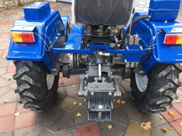 Трактор Скаут 18 (Garden Scout ) 18 к.с +фреза+ ЗИП + 2 роки - фото 3