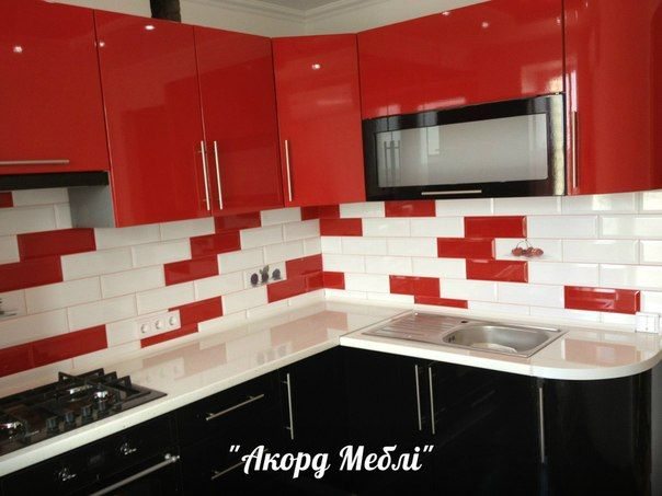 Сучасний дизайн кухонь