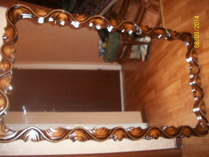Изготовление рам зеркала