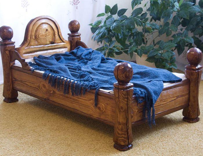 Мебель сделана своими руками из натурального дерева видео