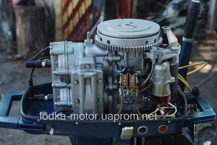 электростартер для лодочных моторов вихрь