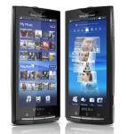 Сенсорний Sony Ericsson Xperia X10 Black