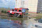 выкачка воды, украина, киев и обл