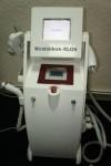 Обладнання для косметології 3-в-1: еЛОС РЧ ND YAG лазер