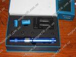 Cверхмощный прожигающий синий лазер 3000 mW (3 Вт) с фокусир