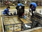 Обслуживание могильных сооружений (от 500 грн.)