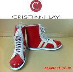 Женская обувь Cristian Lay. Сток с Италии оптом и в розницу