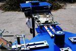 Заводське обладнання для шовкографії.