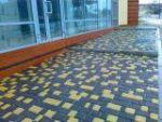 вкладаня тротуарнои плитки