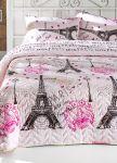Купити гарне покривало Eponj Home Fromparis рожеве