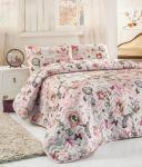 Покривало полуторна купити Eponj Home Madame рожеве