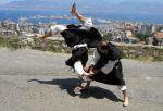 Тренировка. Система самообороны. Японское боевое искусство.