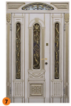 Двері вхідні броньовані виробника Kronos.lviv.ua