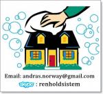 Работа в Норвегии, уборка домов. Без посредников.