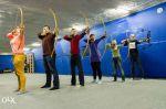 """Лучний тир """"Лучник"""", Archery Club, Стрільба з лука Київ"""
