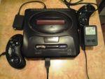 Игровая приставка. Sega Mega Drive 2