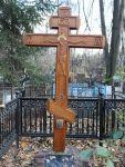 ХРЕСТ ДУБОВИЙ НА МОГИЛУ, Дубовий хрест, Поклонний хрест