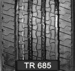 Нові шини Triangle TR689 (215/75R17. 5 135/133L)