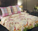 Магазин тканин для постільної білизни, Поплін Ранковий сад