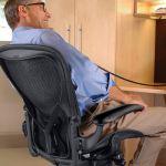 Рабочее кресло с гарантией 12 лет