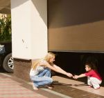 Ворота гаражные 5 лет гарантия Мукачево