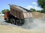 Песок, щебень с доставкой по Киеву и пригороду