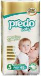 Підгузники дитячі PREDO Baby JUMBO PACK