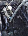 Очищення ємностей. Очищення від нафтопродуктів.