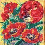 Наборы для вышивания микробисером от mamino-lukoshko.com