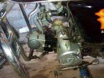 Продам двигатель к альфа 110см3