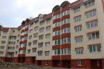 Квартира в завершеній цегляній новобудові тихого району за 3