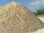Песок строительный - продажа, доставка
