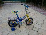 Дитячий велосипед, транспорт, велотранспорт, велотехника