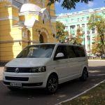 Пассажирские перевозки по Киеву и Украине