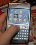 Продам телефон-смартфон E-61i (Финляндия)