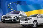 Пригон авто из ЕС. Европейские автомобили.