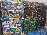 Закуповуємо пресовану ПЕТ-тару в тюках, HDPET-флакон