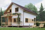 Каркасні будинки та будинки з SIP-панелей - фото 1