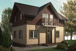 Каркасні будинки та будинки з SIP-панелей - фото 2