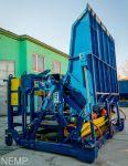 Установка УПБ-ФО для виробництва залізобетонних виробів