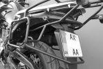 Багажні системи, дуги, багажники, бічні межі - мото - фото 1