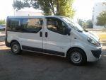 Пассажирские перевозки по Украине микроавтобусом 8 мест