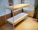 Кровать. Металлическая кровать. Кровать недорого.
