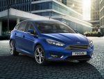 Кузовные детали Ford Focus